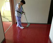 一般清掃、院内清掃、ハウスクリーニング